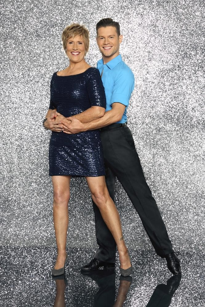 Dancing With the Stars 2014: Diana Nyad and Henry Byalikov's Week 1 Foxtrot (VIDEO)