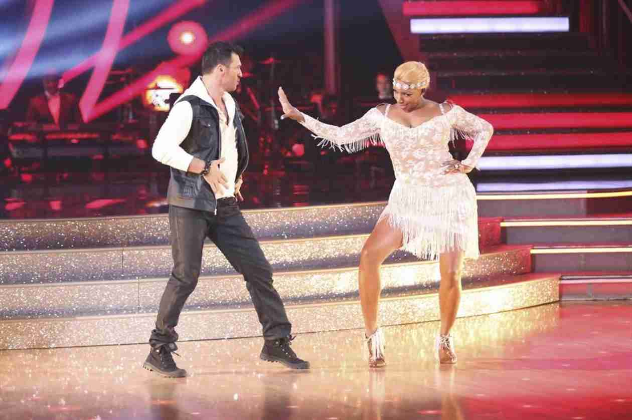 Dancing With the Stars 2014: NeNe Leakes and Tony Dovolani's Week 2 Jive (VIDEO)