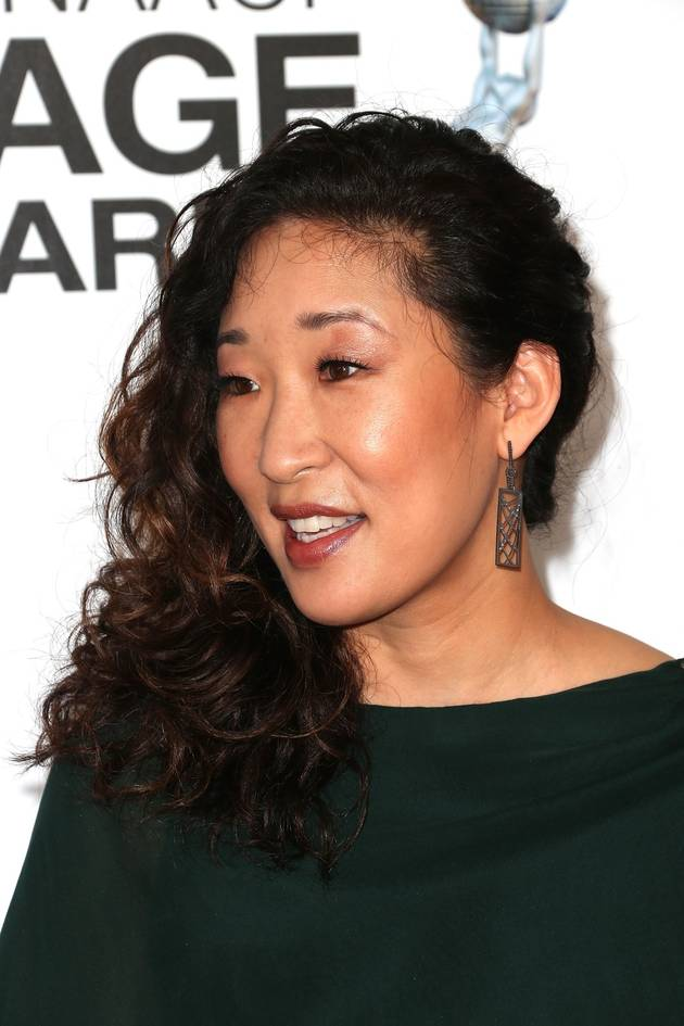 Grey's Anatomy: Sandra Oh Is the Ex-Wife of Which 2014 Academy Award Nominee?