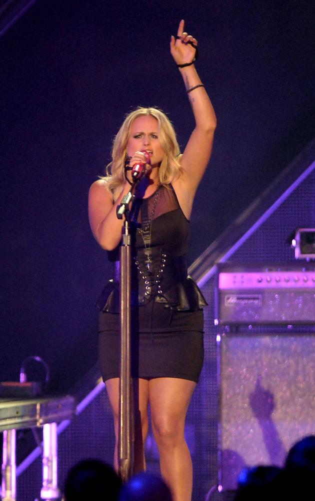 Miranda Lambert, Keith Urban to Perform At 2014 Academy Of Music Awards