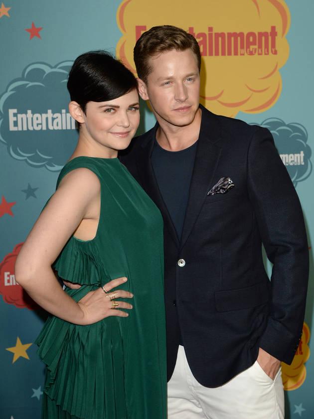"Josh Dallas Confirms Snow White's Pregnancy, ""Can't Wait to Meet"" Baby (VIDEO)"