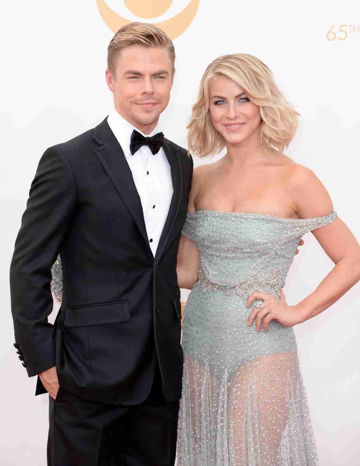 Julianne and Derek Hough Announce 2014 Move Live on Tour — See Summer Concert Dates!