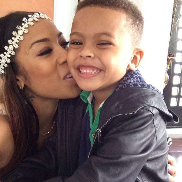 Keyshia Cole's Son, Daniel, Turns 4: What's He Look Like Now?