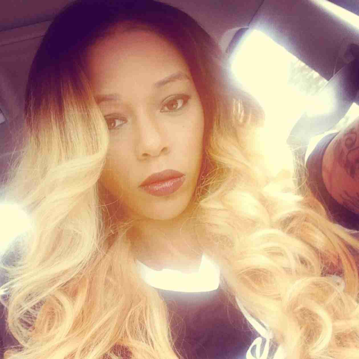 Bambi Reveals Her Natural Hair For Black History Month (PHOTOS)