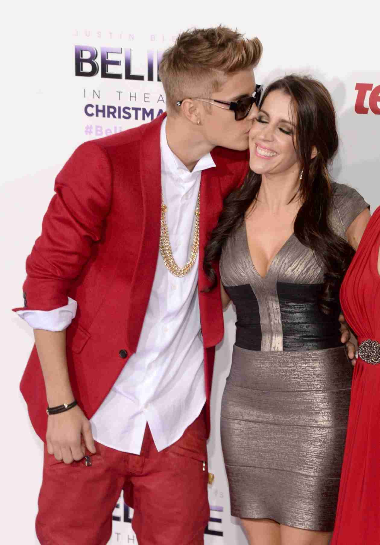 Justin Bieber's Mom Says She Wants More Kids!