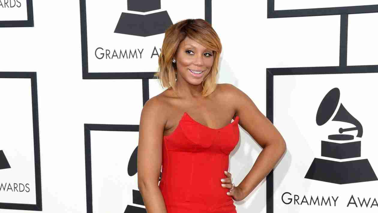 Tamar Braxton Hits the Road With R. Kelly and Announces Solo Tour!