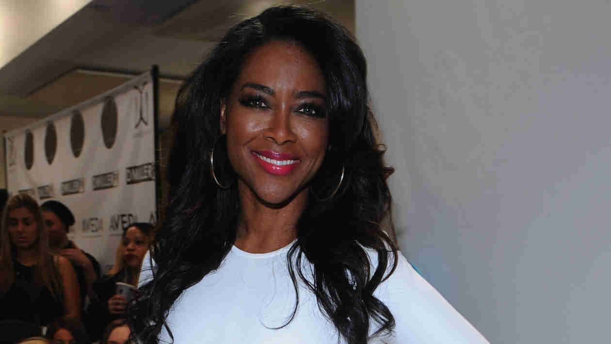 Kenya Moore Reveals Her Least Favorite Real Housewives Star!