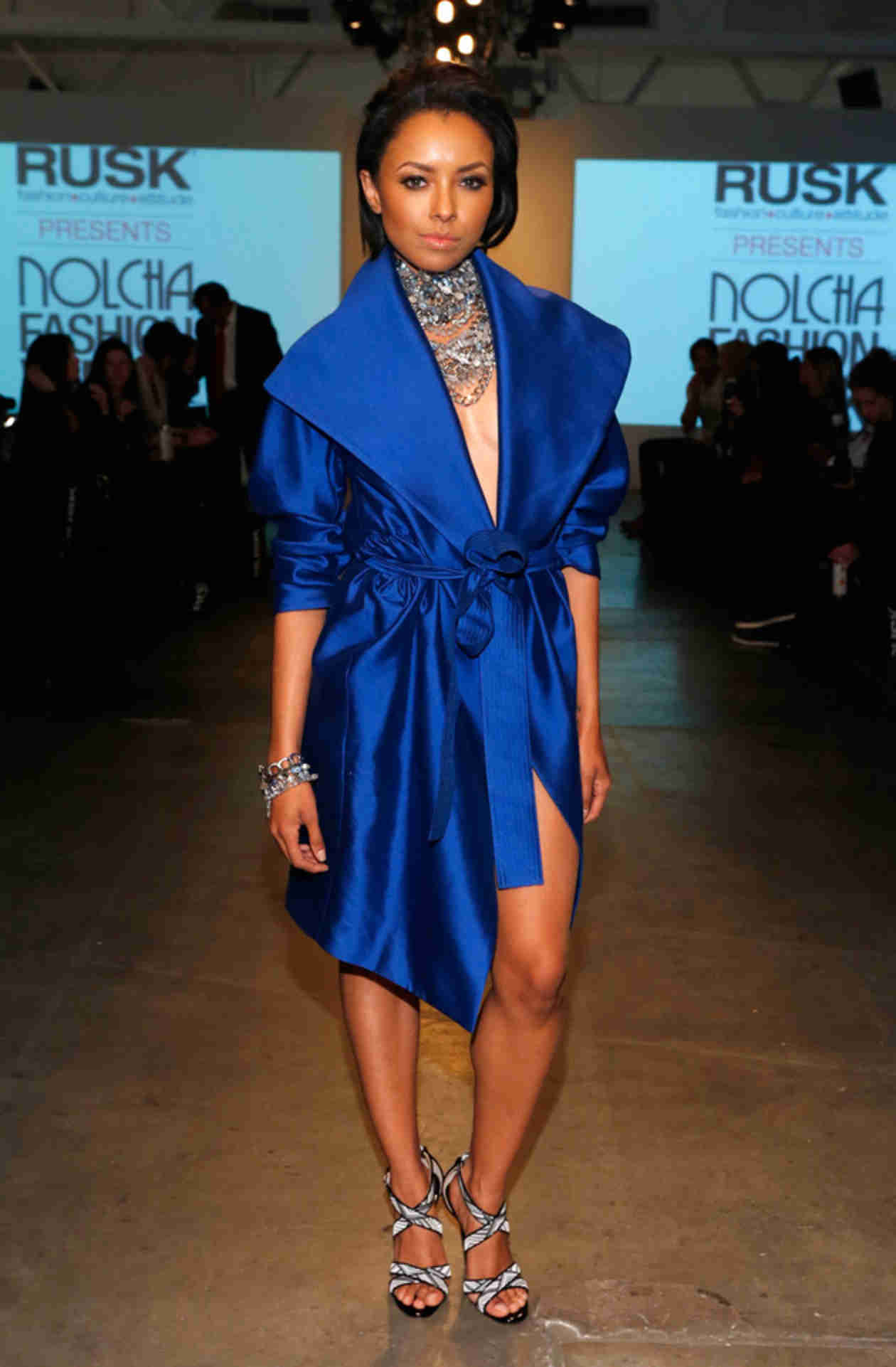 Kat Graham Dishes About Her Favorite Oscar Fashion Moments (VIDEO)