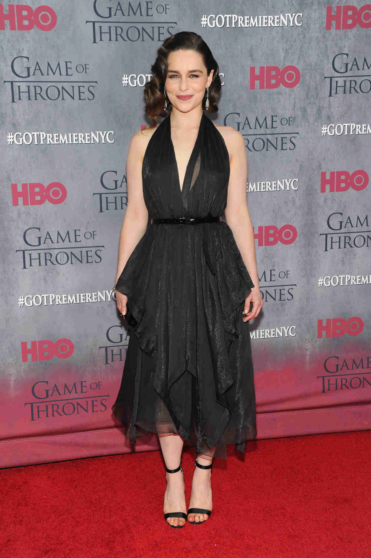 Does Emilia Clarke Have a Boyfriend?