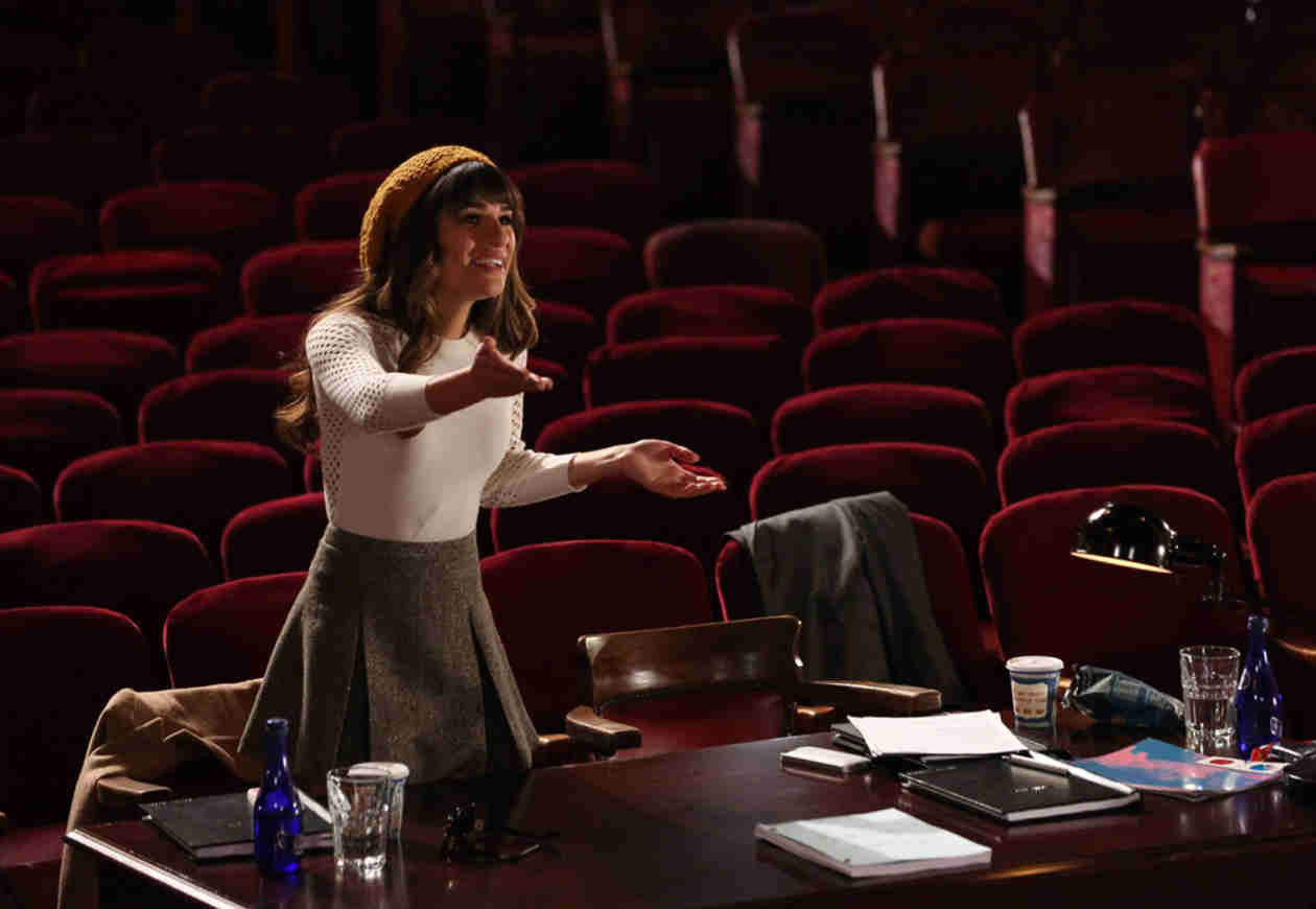 Lea Michele: How I Want Rachel's Glee Story to End (VIDEO)