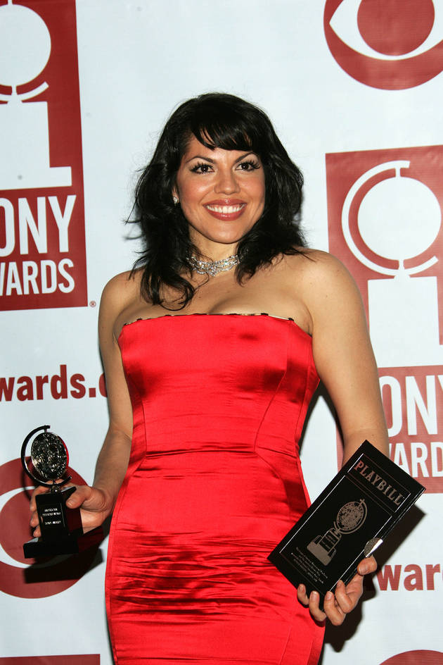 Grey's Anatomy: For Which Musical Did Sara Ramirez Win a 2005 Tony Award?