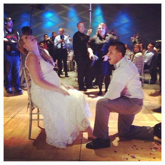 Kailyn Lowry and Javi Marroquin's Wedding — Catch an Emotional Sneak Peek! (VIDEO)