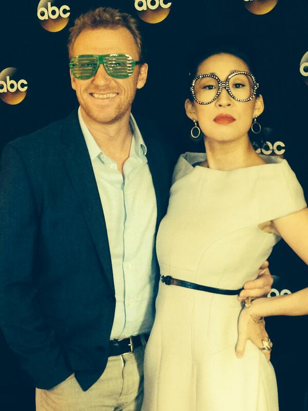 Grey's Anatomy: Sandra Oh and Kevin McKidd — Who's Older?
