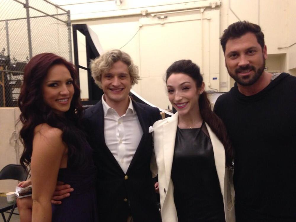Dancing With the Stars 2014: Do Ice Dancers Have an Unfair Advantage on Season 18?