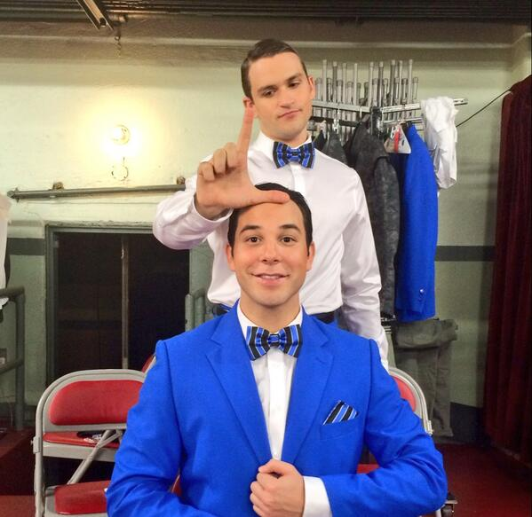 Jonathan Groff vs. Skylar Astin: Which Glee Guest Star Was Best?