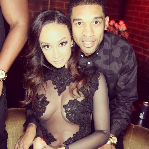 Draya Michele Ready to Tie the Knot With Orlando Scandrick? (VIDEO)