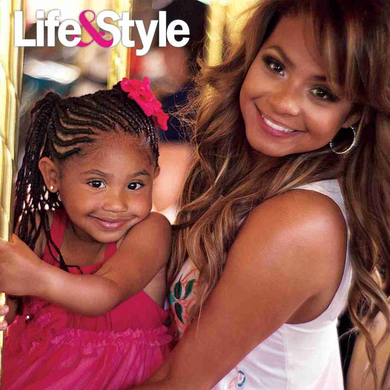 Christina Milian's Daughter Violet Has Adorable Zoo-Themed Birthday Party — See the Pics!