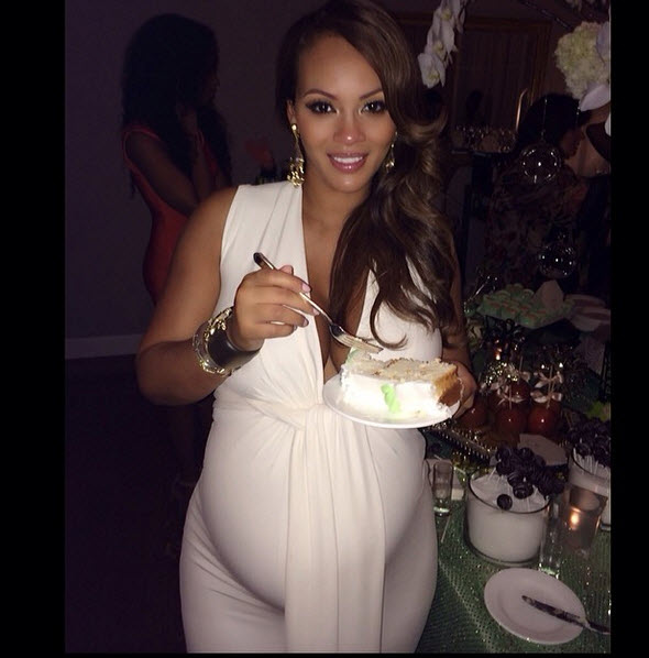 Did Evelyn Lozada Just Have Her Baby? (UPDATE)