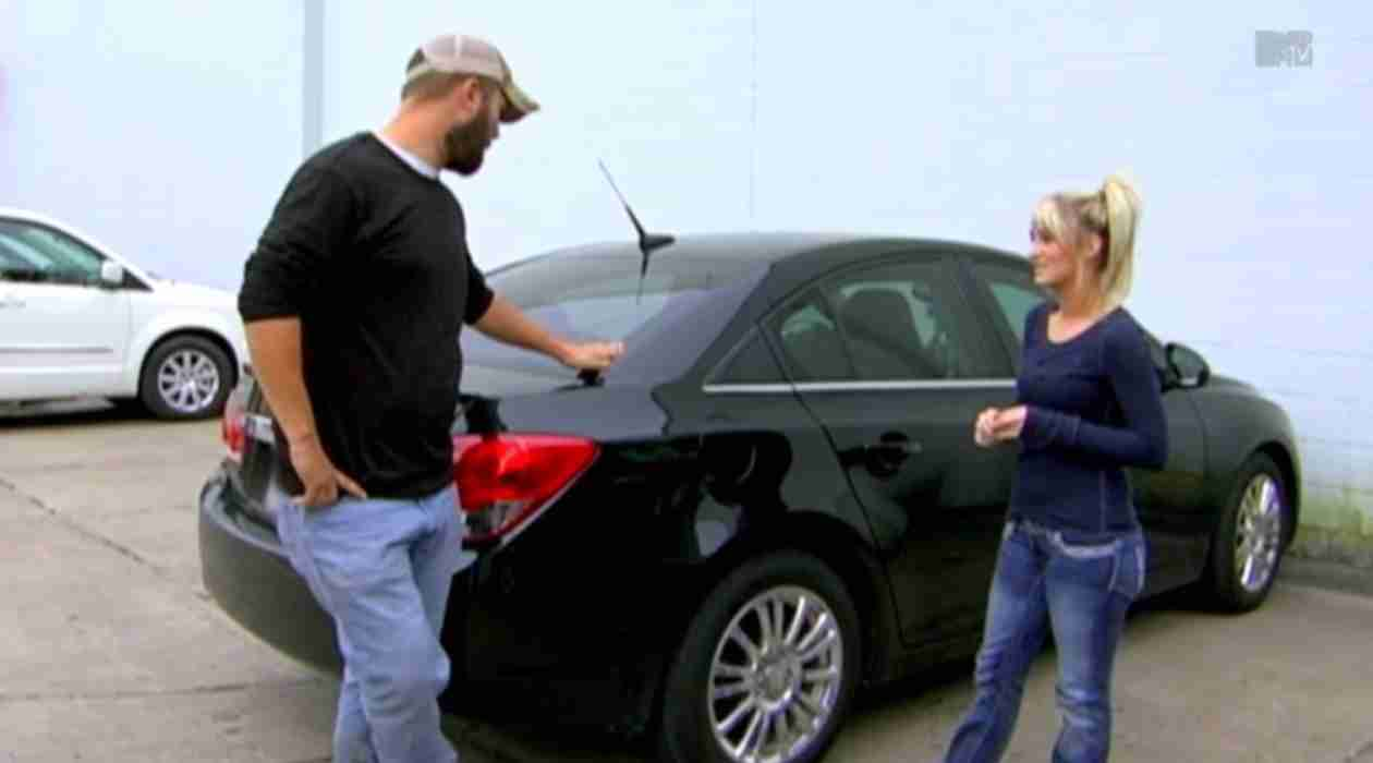 Leah Messer Confides in Corey Simms About Her Marriage Problems