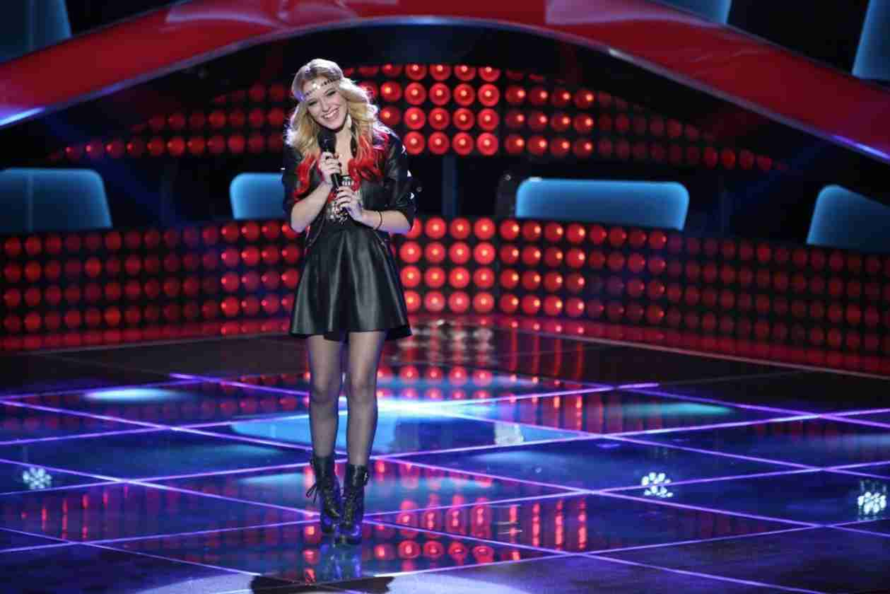 Ria Eaton Sings on The Voice 2014 Season 6 Blind Auditions (VIDEO)