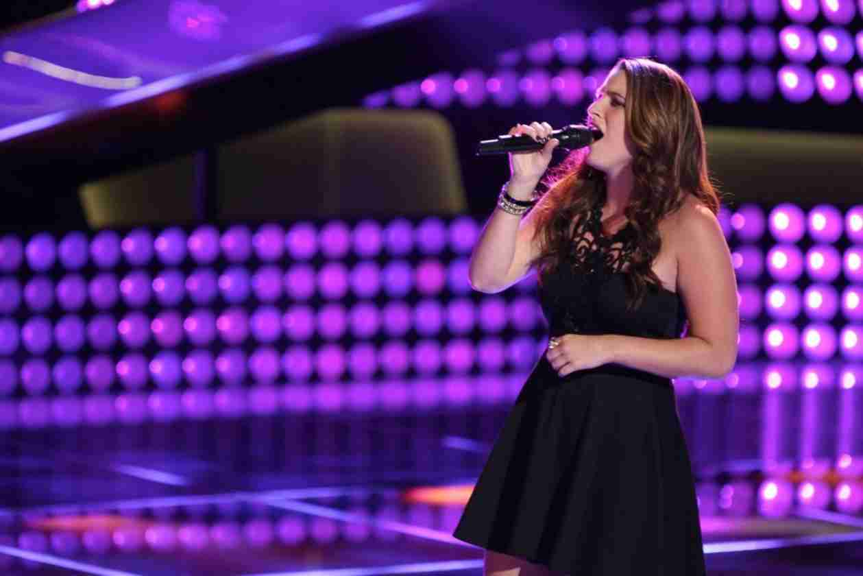 Watch Audra McLaughlin on The Voice 2014 Season 6 Blind Auditions (VIDEO)