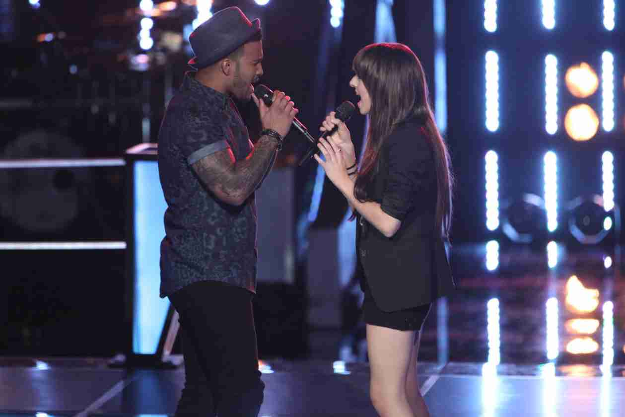 The Voice Season 6 Battle Rounds: Christina Grimmie vs. Joshua Howard (VIDEO)