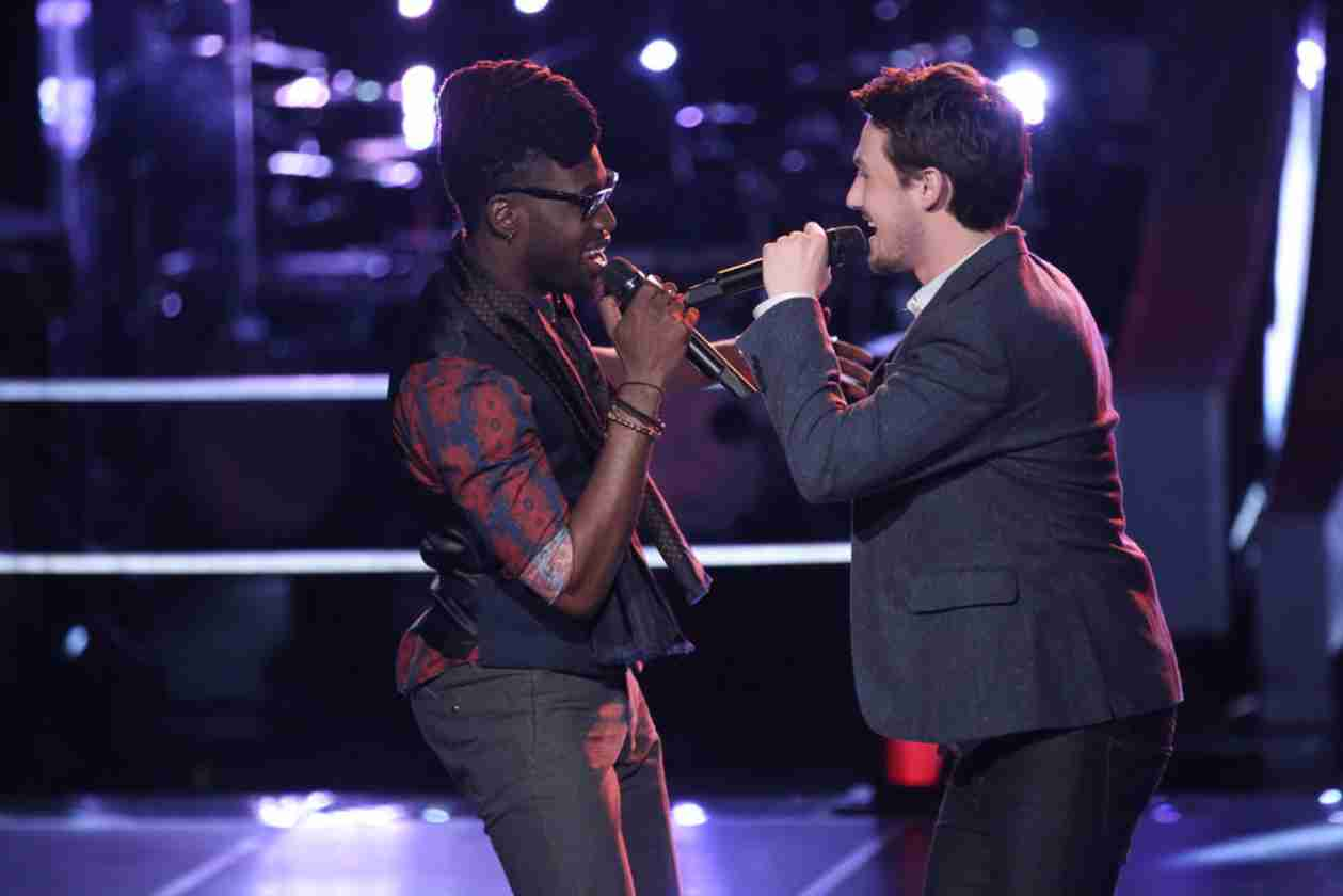 Watch Caleb Elder vs Delvin Choice on The Voice 2014 Season 6 Battle Rounds (VIDEO)