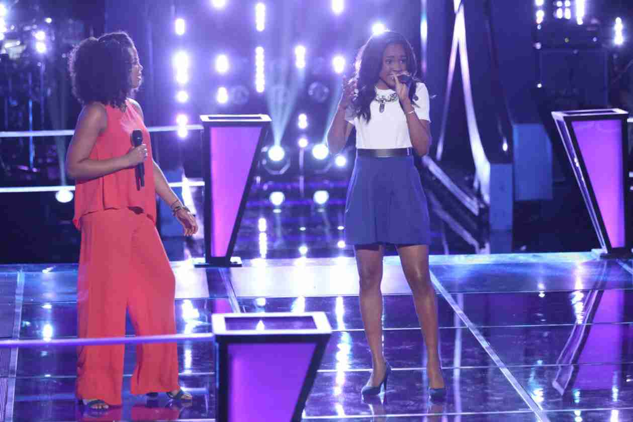 Watch Deja Hall vs. Music Box on The Voice 2014 Season 6 Battle Rounds (VIDEO)
