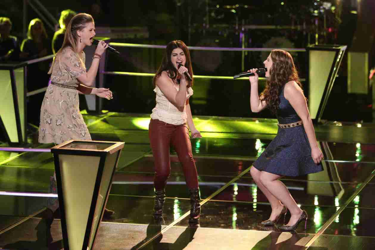 Watch Alaska & Madi vs. Audra McLaughlin on The Voice 2014 Season 6 Battle Rounds (VIDEO)
