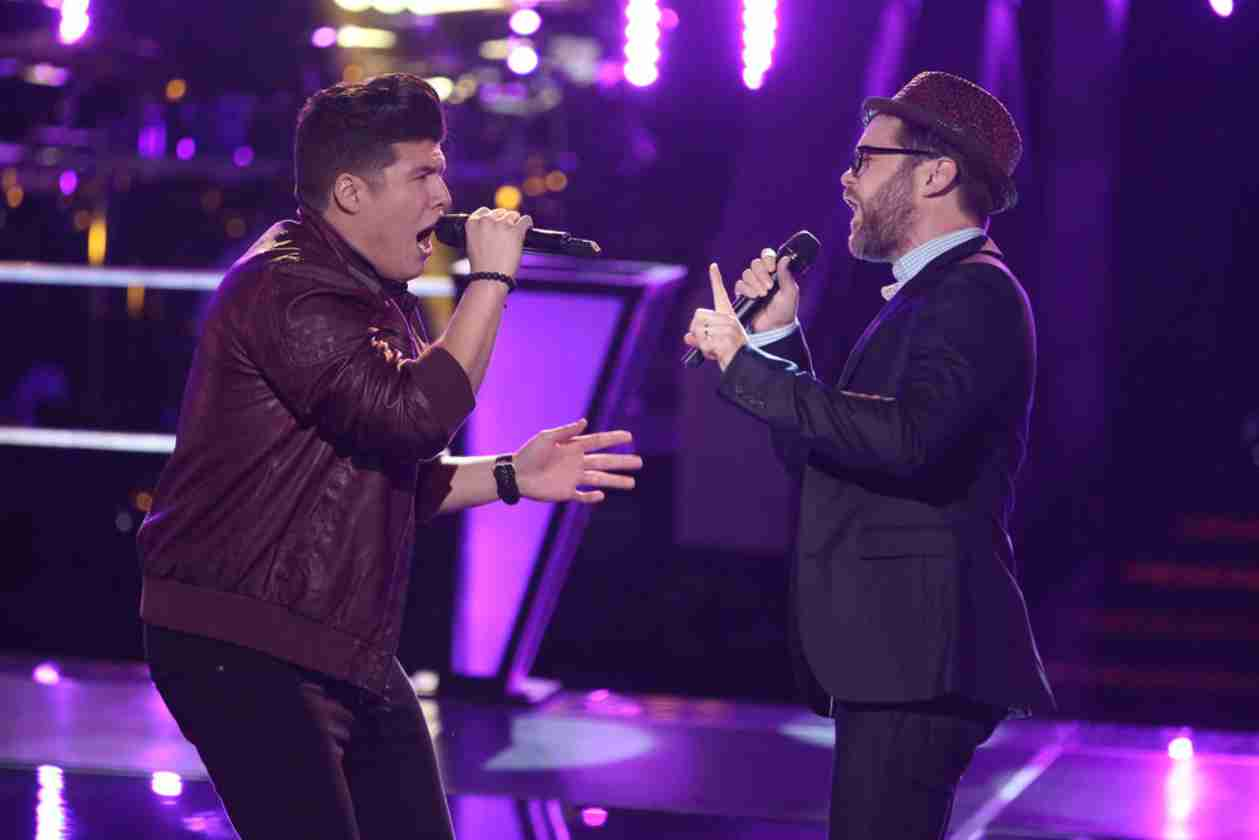 Watch Austin Ellis vs. Josh Kaufman on The Voice 2014 Season 6 Battle Rounds (VIDEO)