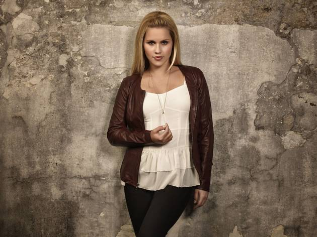 Originals Star Claire Holt Dishes on the Best Kissers (VIDEO)