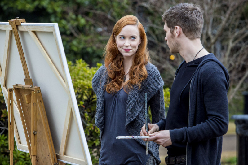 "The Originals Spoilers: Klaus and Genevieve Are ""Doomed,"" Says Joseph Morgan"
