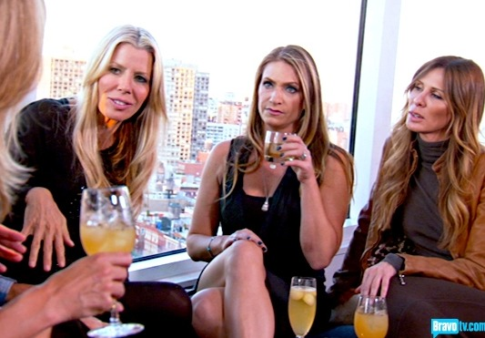 How Many Housewives of New York City Has Harry Dubin Dated?