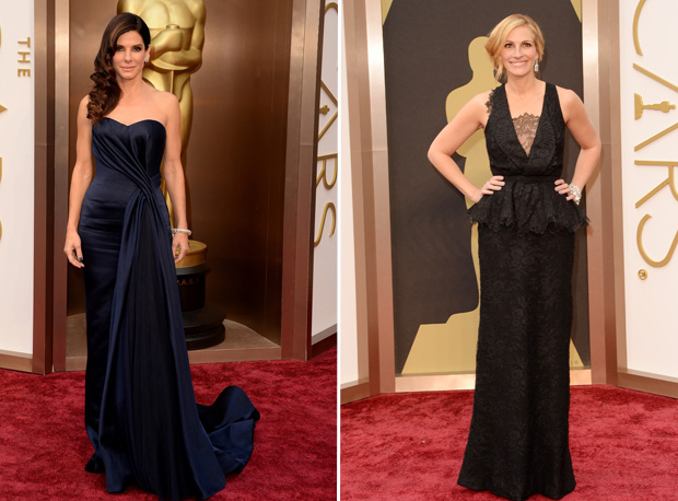 Which Oscar-Winning Actress is Older: Sandra Bullock or Julia Roberts?