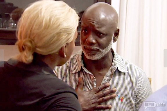 NeNe Leakes Calls Peter Thomas a Bitch to His Face! (VIDEO)