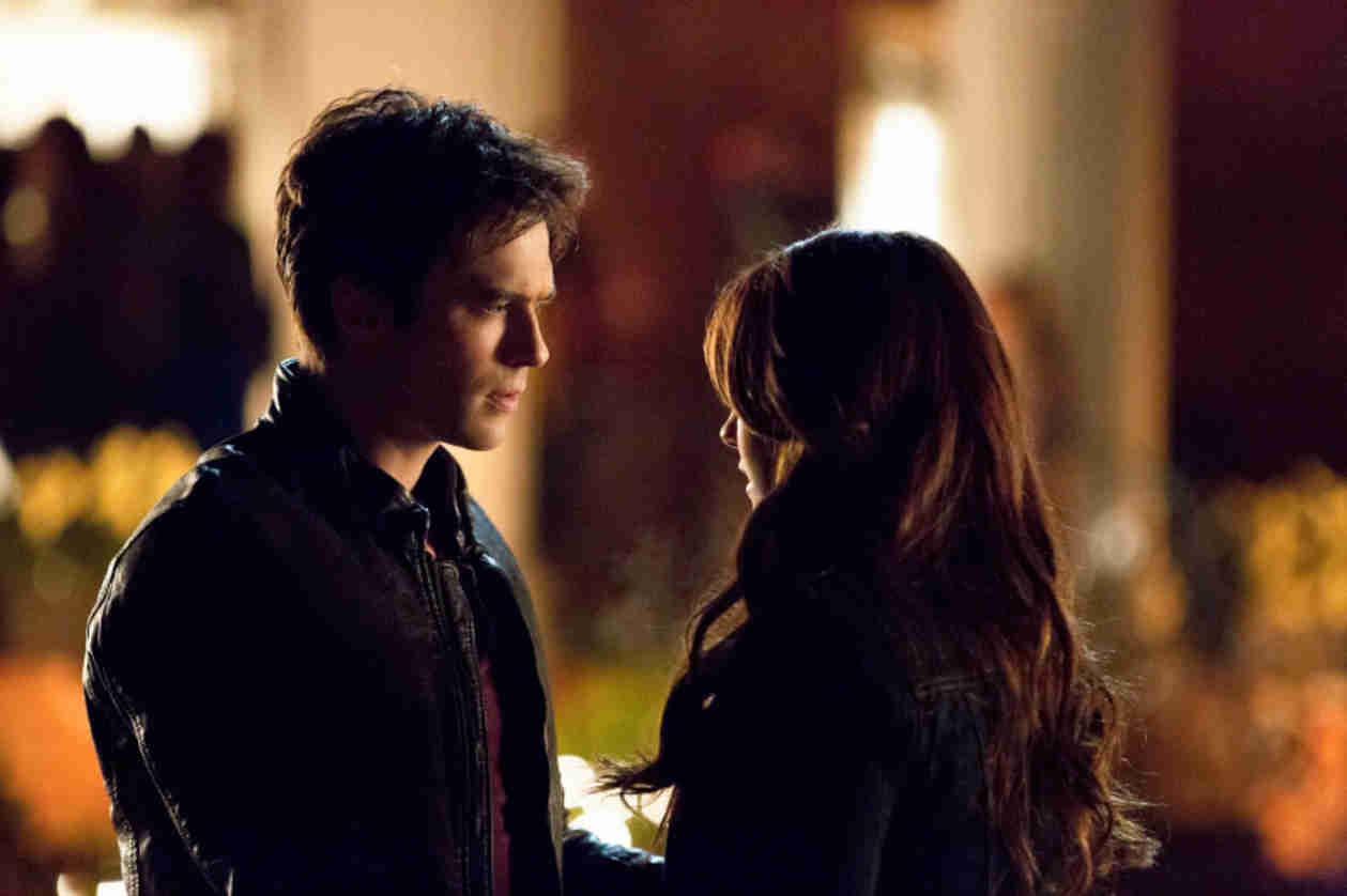 "The Vampire Diaries Spoilers: Damon and Elena's ""Turbulent"" Relationship"