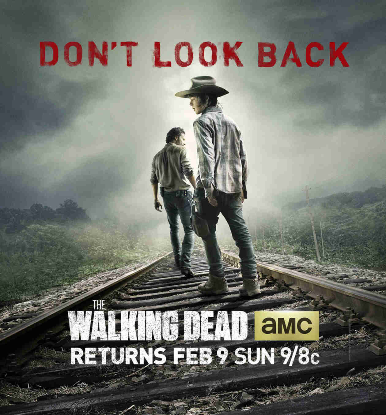 """The Walking Dead Season 4: What Song Played in Episode 13, """"Alone""""?"""