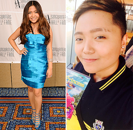 Charice 9 Months After Coming Out — We Almost Didn't Recognize Her! (PHOTO)