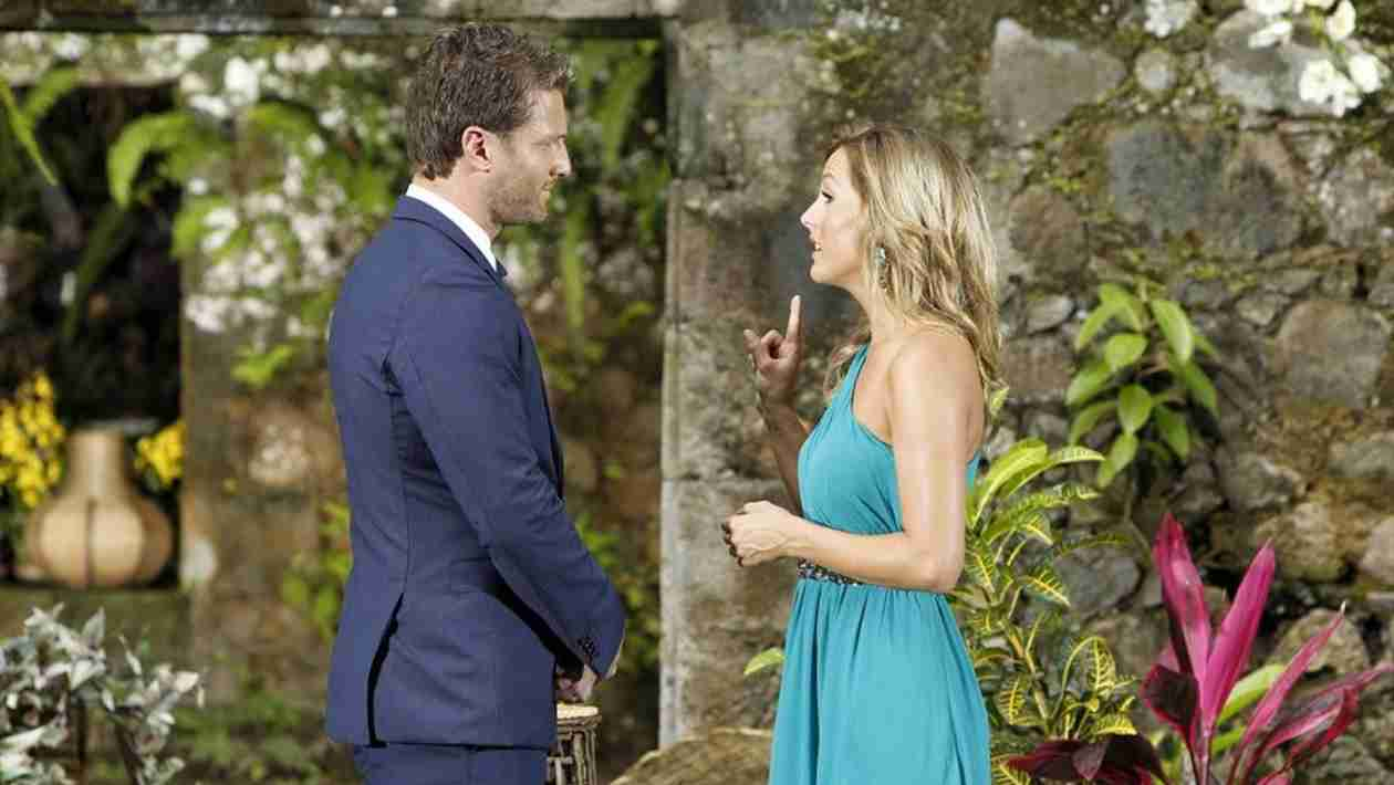 BREAKING: Juan Pablo Galavis Eliminates Clare Crawley in the Bachelor 2014 Finale!