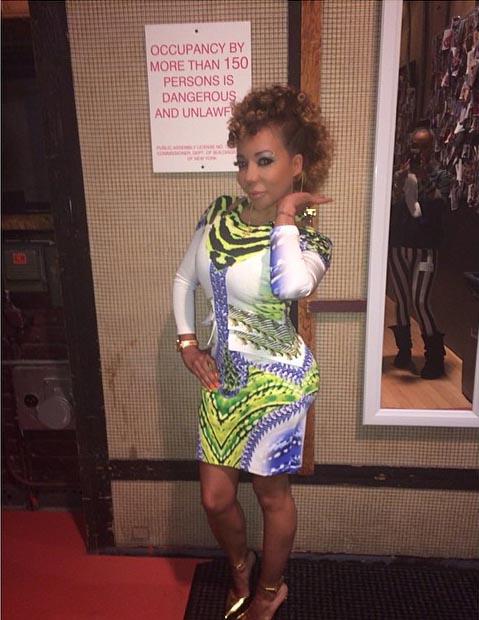 """Tiny Harris Says She and Hubby T.I. """"Argue All the Time"""" (VIDEO)"""