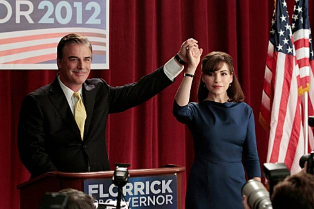 """The Good Wife's Shocking Death — Star Tells Angry Fans, """"You Can Blame Me"""""""