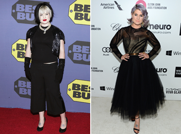 Kelly Osbourne's Dramatic Transformation: How Much Weight Did She Lose?