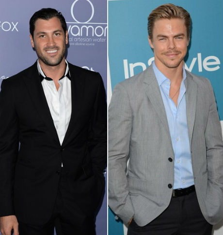 Which Dancing With the Stars Pro Is Worth More: Derek Hough or Maksim Chmerkovskiy?