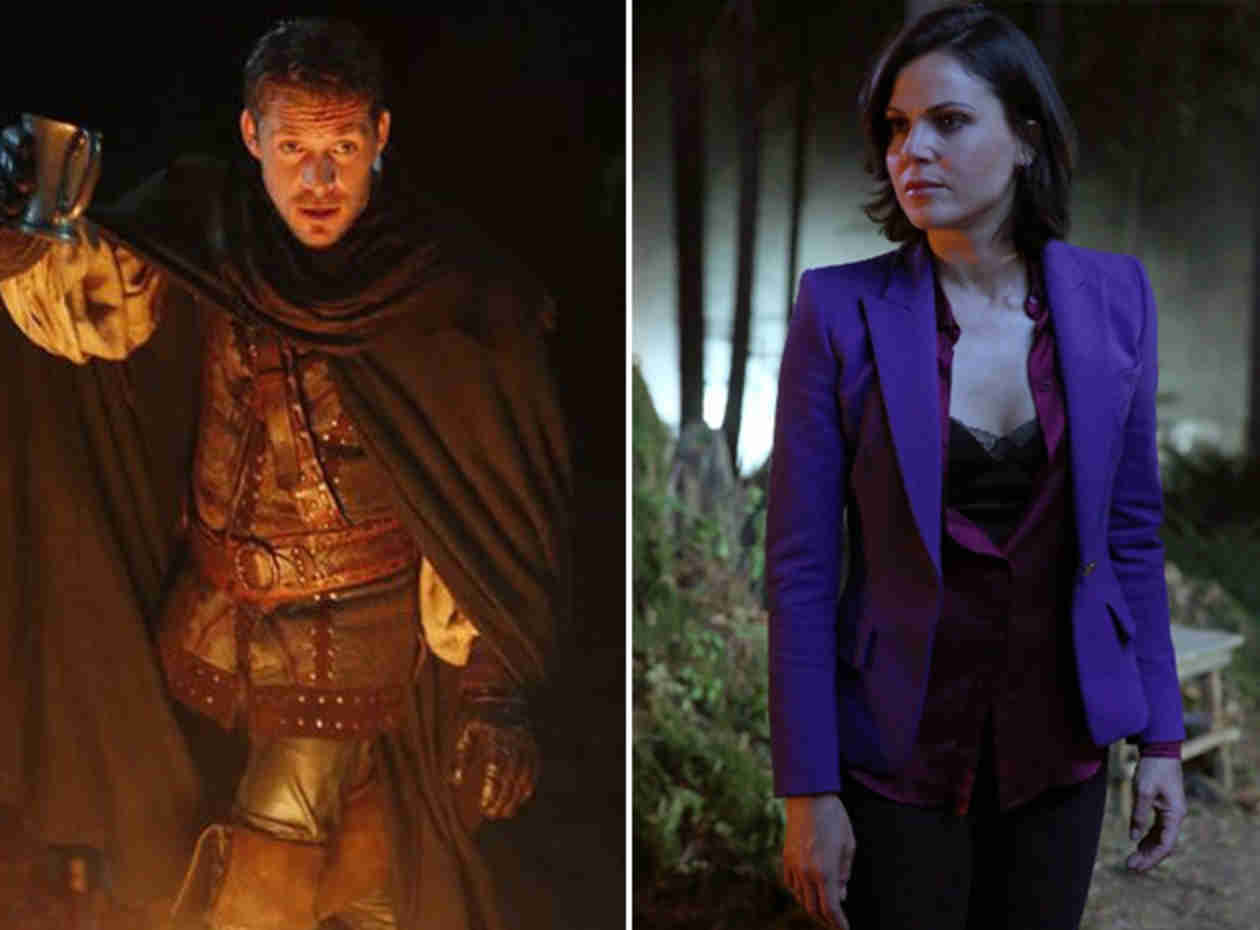 Once Upon a Time Season 3, Episode 15 Sneak Peek: Regina and Robin Hood Flirt (VIDEO)