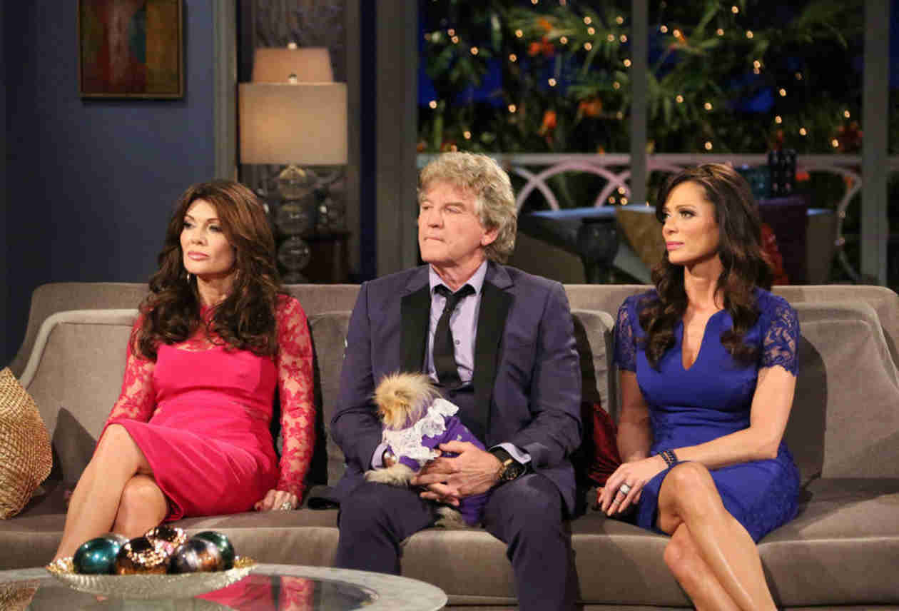 The Househusbands Go At It — Sneak Peek of the RHoBH Season 4 Reunion, Part 3 (VIDEO)