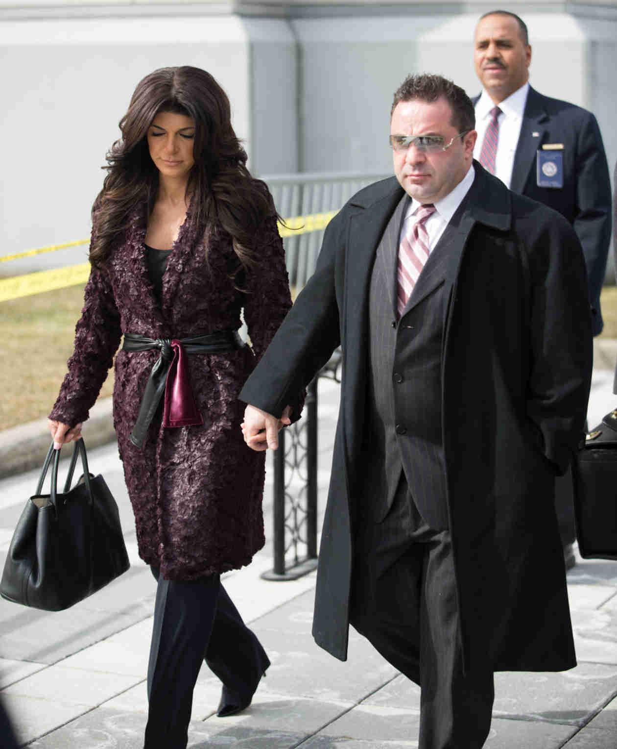 Teresa and Joe Giudice Plead Guilty to Fraud Charges (VIDEO)