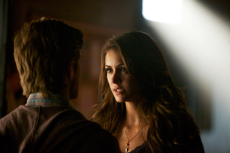 The Vampire Diaries Season 5, Episode 16 Promo Breakdown: Damon and Elena Kiss! (VIDEO)