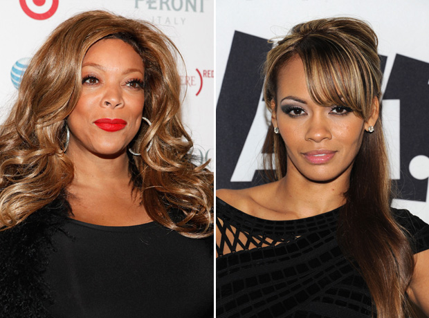 "Wendy Williams Calls Evelyn Lozada's New Baby a ""Cash Register"" (VIDEO)"