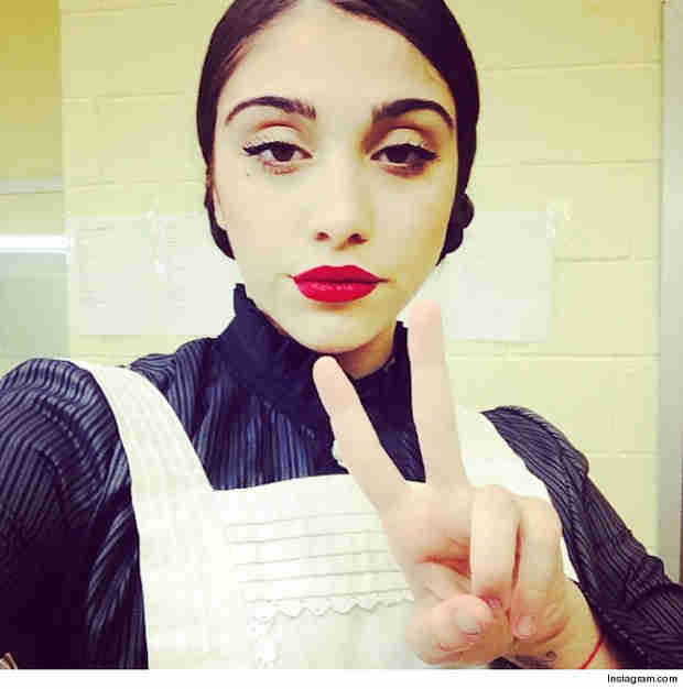 See How Big Madonna's Daughter Lourdes Leon Is Now! (PHOTO)