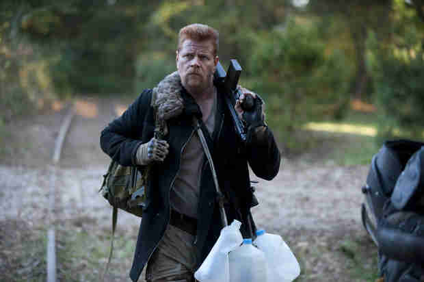 """The Walking Dead Season 5: Will Rick and Abraham Be """"At Odds in a Big Way""""?"""